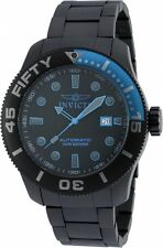 20517 Invicta Men's TI-22 Black Titanium Automatic 50mm Stainless Steel Watch