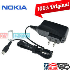 OEM Nokia Home Charger Micro USB for Lumia 520 620 630 635 925 1020 1320 1520