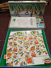 Payday: Where does all the money go? Board Game Parker Brothers 1994