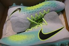 NEW Nike Magista Orden II FG Soccer Cleats Platinum Ghost Green 843812-003 Sz 9