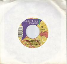 PRINCE  The Morning Papers / Live 4 Love 45