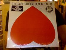 The Gaslight Anthem Get Hurt LP sealed vinyl + mp3 download
