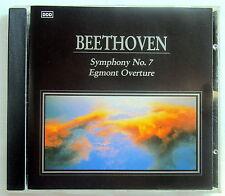 CD (s) - BEETHOVEN - Symphony No. 7 Egmont Overture - Slovak Symphony Orchestra