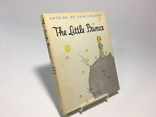 The Little Prince Antoine De Saint-Exupery Harcourt Brace & World DD (A1)