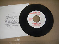 TONY CRANE when can i touch you/swingin on a star  STAR 113  dance sheet  45