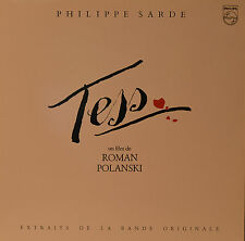 """OST - SOUNDTRACK - TESS - PHILIPPE SARDE  12""""  LP (N132)"""
