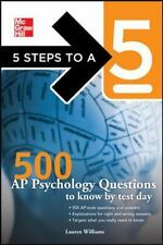 500 AP Psychology Questions to Know by Test Day (5 Steps to a 5 on the-ExLibrary