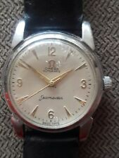 Early 1950s cal. 471 automatic Omega Seamaster reconditioned