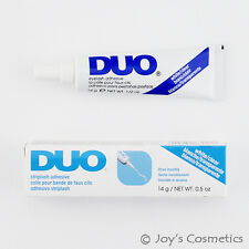 "1 DUO 14g Water Proof Eyelash Adhesive (glue) - ""White/Clear"" *Joy's cosmetics*"