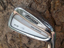 NICE MIZUNO MP-52 6 IRON PROJECT X 5.5 STIFF STEEL DUAL MUSCLE #Y23