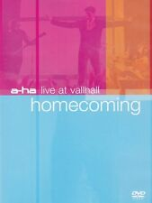 A-Ha - Homecoming Live At Vallhall+++DVD+++NEU+++OVP