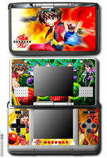 Bakugan SKIN DECAL STICKER COVER for NINTENDO DS #2