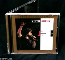 KEITH GREEN Jesus Commands To Go 1984 CD