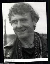 Gunnar Möller TOP Orig. Sign. u.a. Aus heiterem Himmel + G 6469
