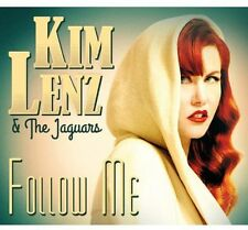Follow Me - Kim & The Jaguars Lenz (2013, CD NEU)