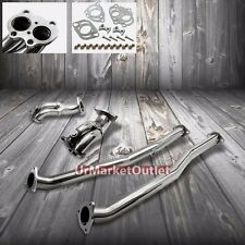 Racing Exhaust Downpipe for Nissan 90-96 300ZX Turbo 3.0L Fairlady Z32 VG30DETT