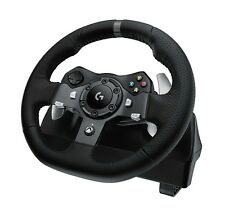 Brand New Genuine Logitech G920 Driving Force Racing Wheel Xbox One PC Gaming