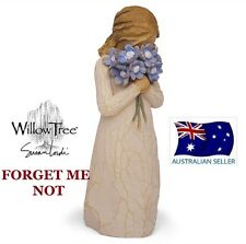 FORGET ME NOT Demdaco Willow Tree Figurine By Susan Lordi BRAND NEW IN BOX