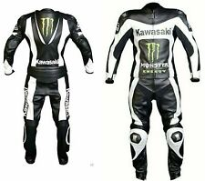 KAWASAKI-Motorcycle/Motogp Leather Suit Motorbike Jacket/Pant Racing-UNISEX(Rep)