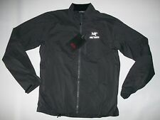 ARC'TERYX Arcteryx Iron Anvil Grey SQUAMISH Hiking Climbing JACKET Mens XL NEW