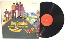 THE BEATLES: Yellow Submarine LP CAPITOL RECORDS SW153 US 1976 NM+