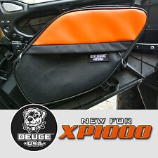Deuce USA RZR Polaris XP1000 Storage Bag Door Set (2) Units Full Door Only Large