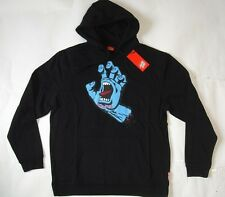 Santa Cruz Screaming Hand Hooded Top / Hoodie sz S skateboard Snowboard rrp£45