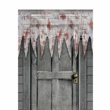 Halloween Bloody Tattered Cloth - Halloween Wall Decorations