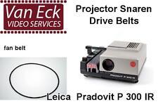 Leica  Pradovit P 300 IR belt (fan belt). (BT-0977-F)