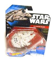 2015 Hot Wheels Star Wars Starship Millenium Falcon Vehicle Han Solo Navigator
