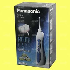 Panasonic EW1211A Rechargeable Oral Irrigator Dental Floss Water Jet Flosser