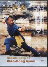 Shaolin Gong fu Xiao-Hong Quan
