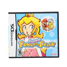 Super Princess Peach Version DS lite DSi NDS Event Unlocked Game Card Gift