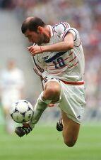 POSTER ZIDANE JUVENTUS JUVE REAL MADRID FRANCIA SOCCER FOOTBALL CALCIO FOTO 1