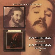 Tabernakel / Eli (With Kaz Lux) - Jan Akkerman (2015, CD NIEUW)