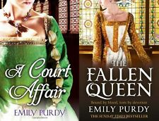 EMILY PURDY __ 2 BOOK SET __ BRAND NEW __ FREEPOST UK