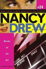 Murder on the Set (Nancy Drew: All New Girl Detective #24), Keene, Carolyn, 1416