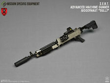 1/6 MSE ZERT Advanced Machine Gunner Sully USA: M240L Gun & Enhancements #06