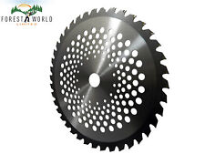 HIGH QUALITY 40 Teeth CARBIDE tipped Blade for Brush Cutter Multi Tools Strimmer