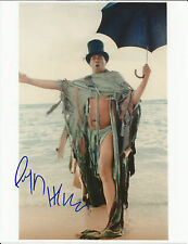 Hand Signed 8x10 photo GEOFFREY HOLDER in LIVE AND LET DIE - JAMES BOND + COA