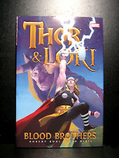 COMICS: Marvel: Thor & Loki: Blood Brothers Hardcover - RARE (avengers/ironman)