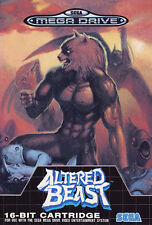 ## SEGA Mega Drive - Altered Beast - TOP / MD Spiel ##
