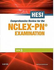HESI Comprehensive Review for the NCLEX-PN® Examination by HESI Staff (2011,...