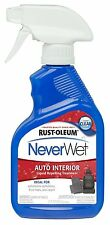 Rust-Oleum 280884 NeverWet Water Repellent Spray For Auto Interior - Clear