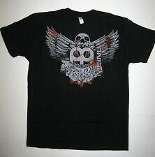 New Meinl Cymbals Jawbreaker Black T-Shirt Size XL