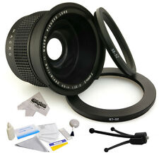 0.35x HD² Fisheye Panoramic Macro Lens for Canon EF 75-300mm f/4-5.6 IS USM