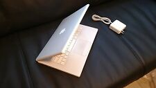 "Apple MacBook White 13"" MB881LL/A 250GB HDD 2 GHz 4GB RAM OS El Capitan. Office"