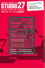 Studio27 ST27-FP2439 Ford GT40 Grade Up Parts for Fujimi 1/24 IBR