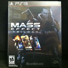 Mass Effect Trilogy (Sony PlayStation 3, 2012) BRAND NEW / Region Free