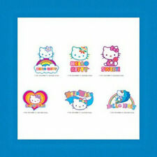 12 Hello Kitty Temporary Tattoos Party Favors